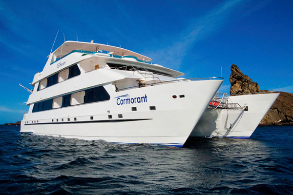 Cormorant Cruise Ship