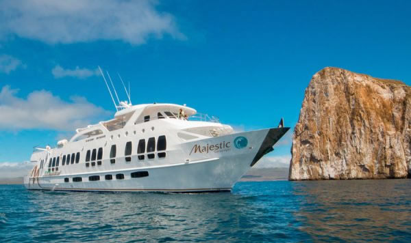 Majestic Galapagos Yacht